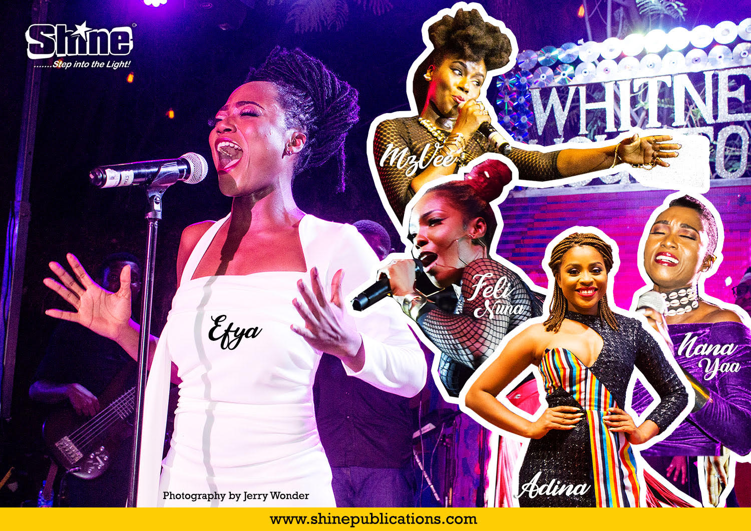 Six Ghanaian Artistes Whose Talents Are Being Limited: Adina, Efya