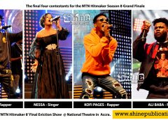 'MTN Hitmaker 8' Grand Finale Comes Off This Saturday……. 4 Finalists to do battle for the Ultimate Prize!