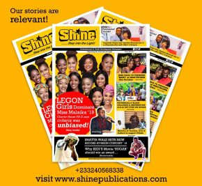 Shine publications
