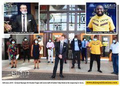 Golden Tulip Hotel Reopens in Accra with Strict Covid – 19 Safety Measures