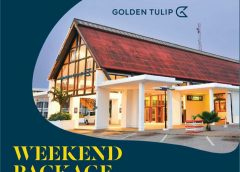 Golden Tulip Hotel Initiates Discounted 'Weekend Holiday Package' For August 2020